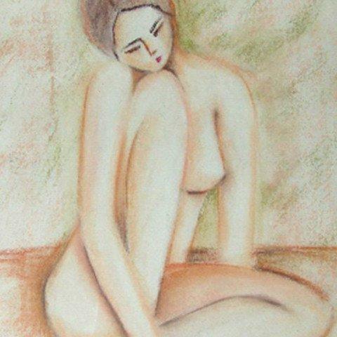 'Nude' 1