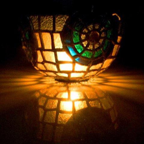 Stained Glass Urli