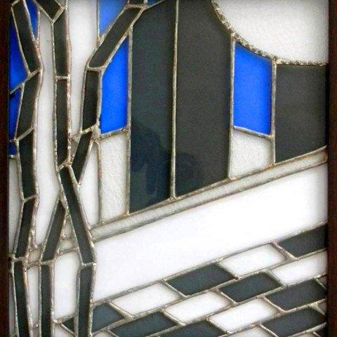 'Inside Outside'  Inspired By Frank Lloyd Wright