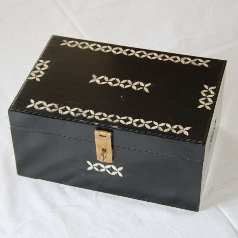 Mother of Pearl inlay box