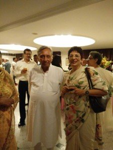 005_IDEAL Director, Asha Mandapa as a panellist at the launch of Charlotte's End in Delhi